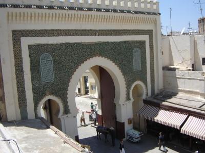 Fes_Bab-el-Mansour