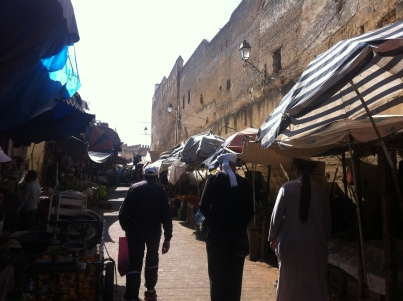Streets of Fez