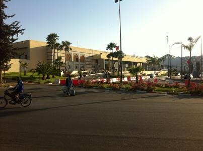 Fez international airport