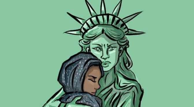 The good that has come out of Trump's #MuslimBan